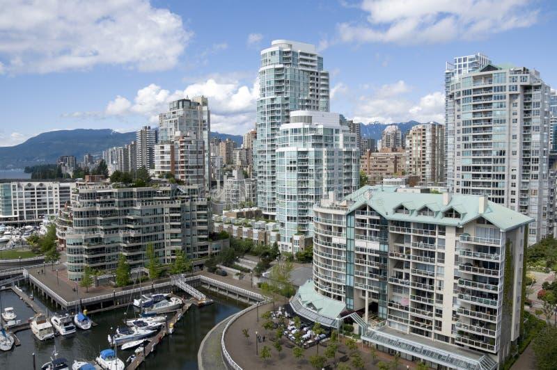 fałszywy Vancouver creek obraz stock