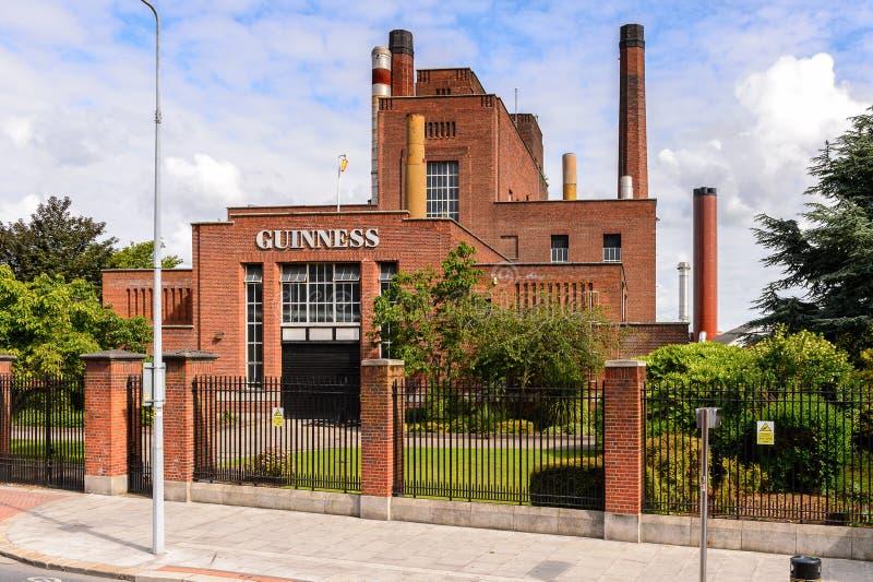 Fabbrica di birra di Guinness fotografia stock