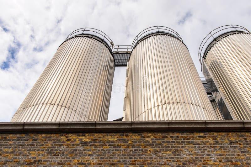 Fabbrica di birra di Guinness, Irlanda immagine stock libera da diritti