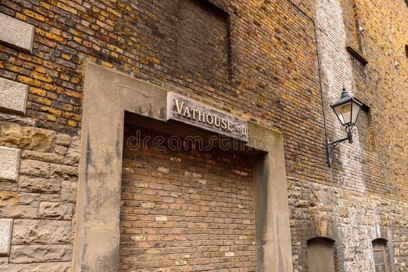 Fabbrica di birra di Guinness, Irlanda immagine stock
