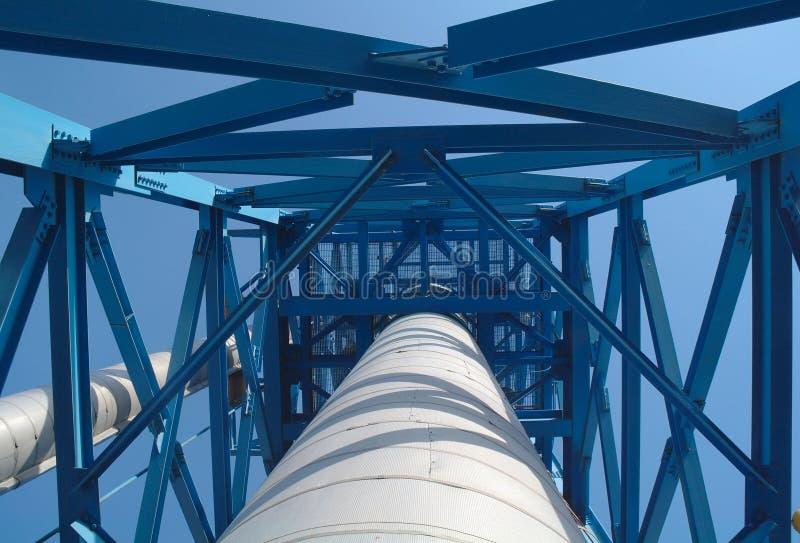 Fabbricazione chimica. fotografie stock libere da diritti