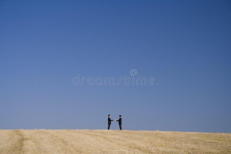Download Fabbricazione Dell'affare Con La Natura Fotografia Stock - Immagine di obiettivo, businessman: 3135396
