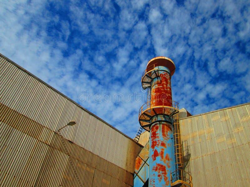 Fabbricazione delle nuvole fotografia stock libera da diritti