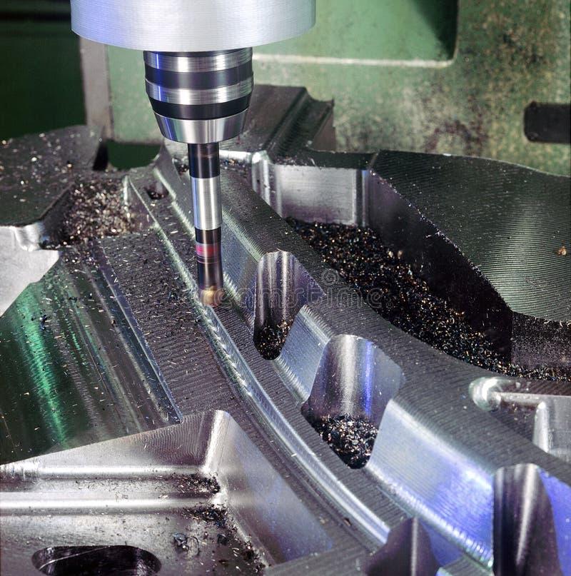 Fabbricazione meccanica fotografia stock