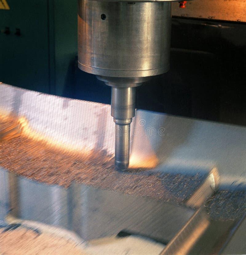 Fabbricazione meccanica fotografie stock libere da diritti