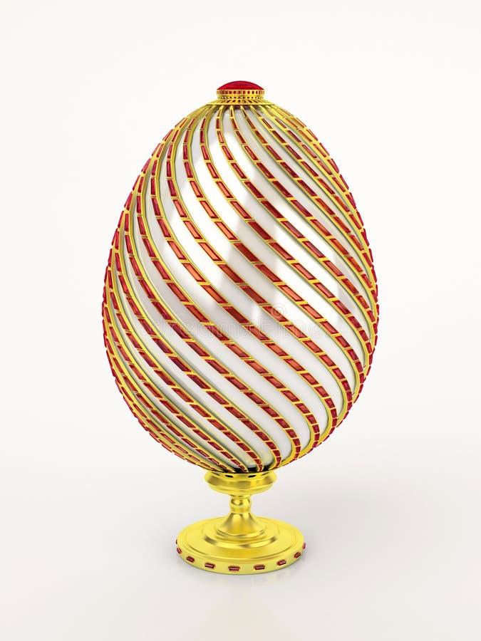 Free Faberge Egg Stock Photography - 13387432
