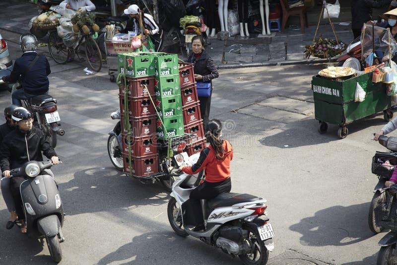 Fabolous参观和旅途向越南 图库摄影