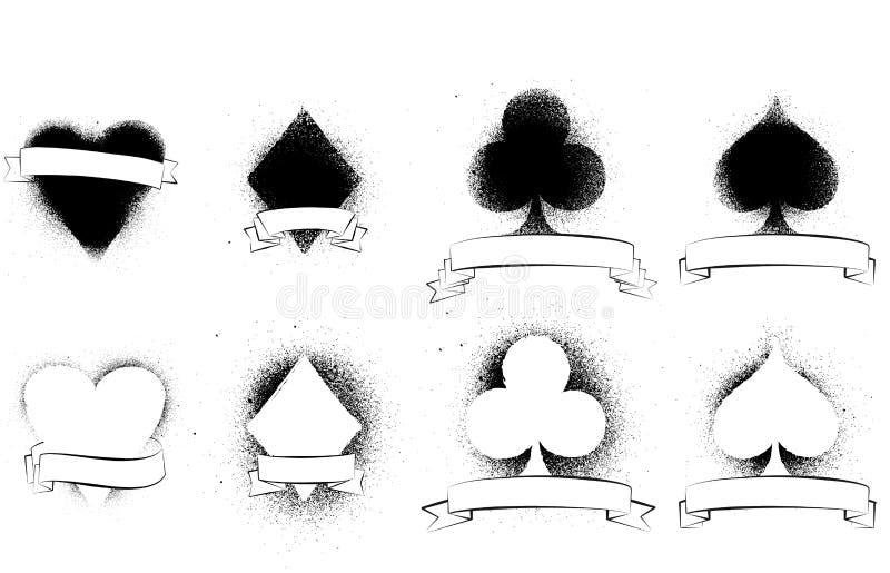 faborków kostiumy royalty ilustracja