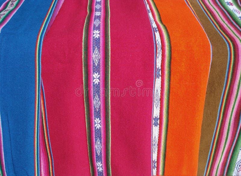 fabrcs перуанские стоковые изображения