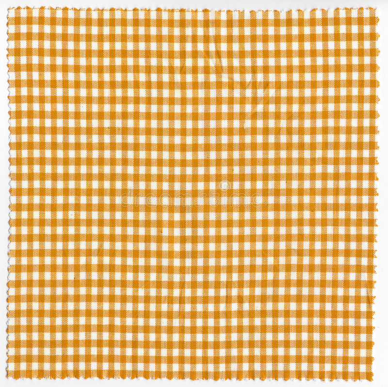 Download Fabric stock photo. Image of stuff, orange, cotton, texture - 6338744