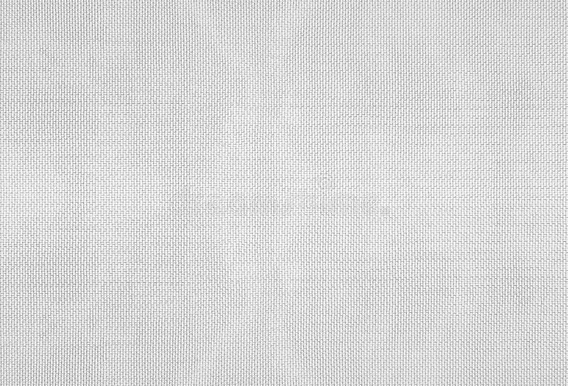 Fabric Background Cloth Pattern, White Silk Closeup Texture royalty free stock photo