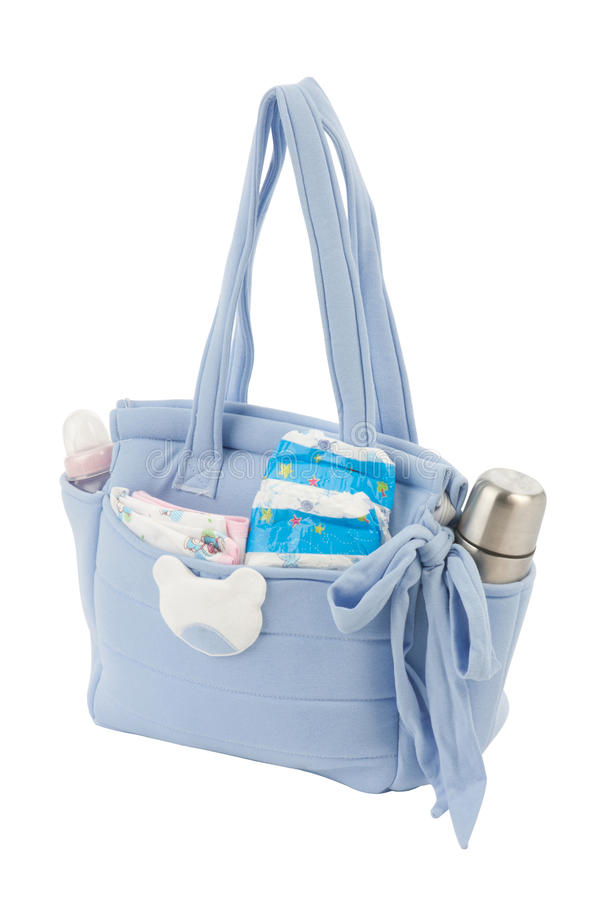 Download Fabric Bag For Mom Stock Photo - Image: 27572780