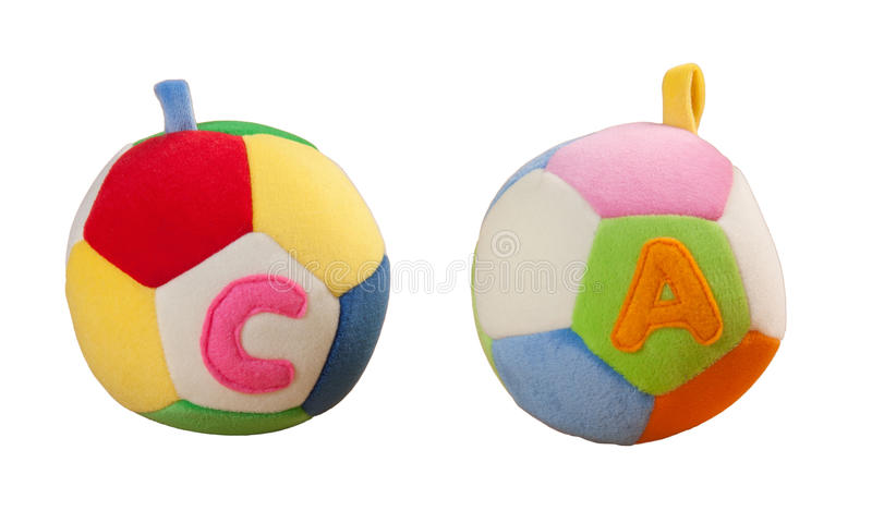 Fabric ball toy