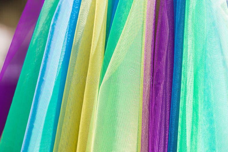 Fabric Cloth Colors Pastel