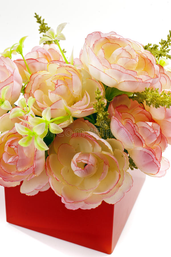 Download Fabric flowers stock image. Image of happy, gift, craft - 25298981