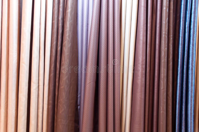 Fabric fold layer for decoration texture background stock photos