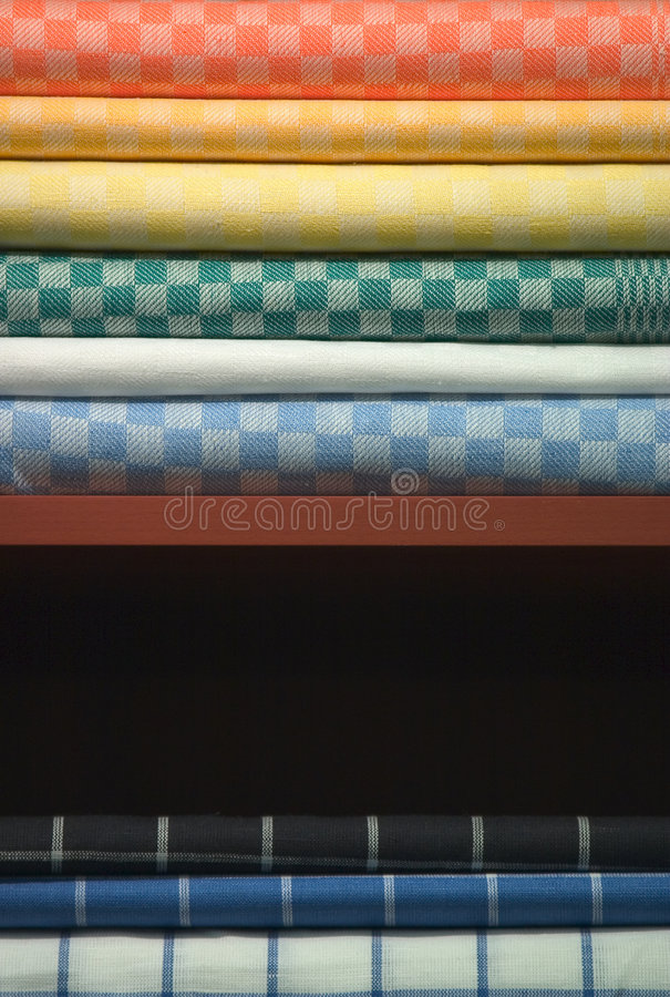 Fabric I stock images