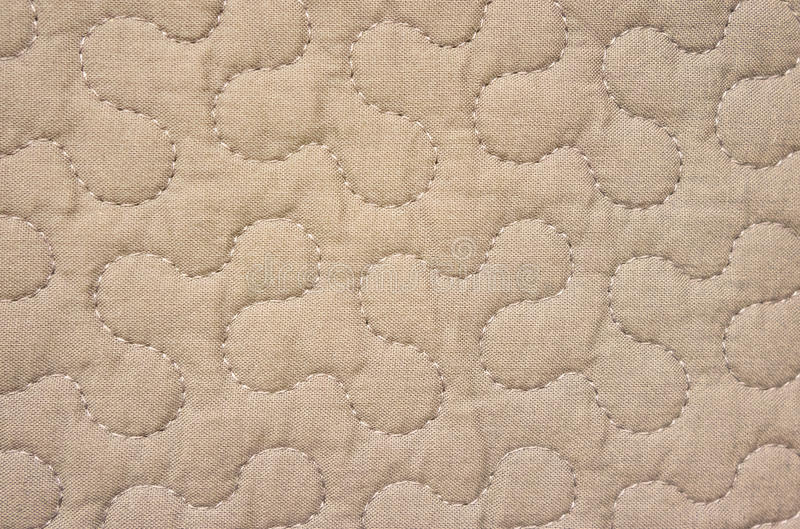 Fabric pad stock photography