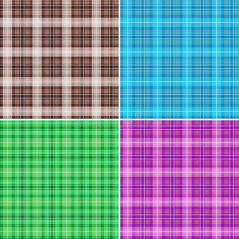 Download Fabric patterns stock illustration. Image of wallpaper - 21635776