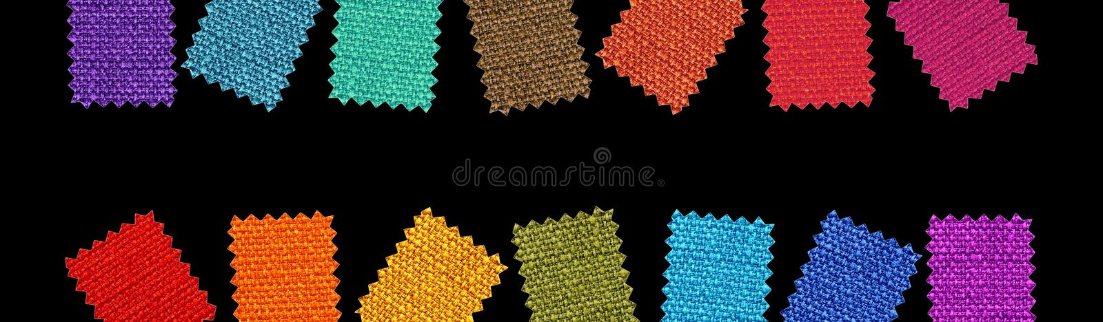 Download Fabric patterns stock photo. Image of colorful, symbol - 2810122