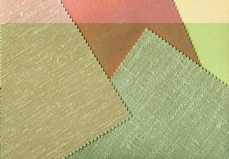 Download Fabric patterns samples. stock photo. Image of bright - 22617796
