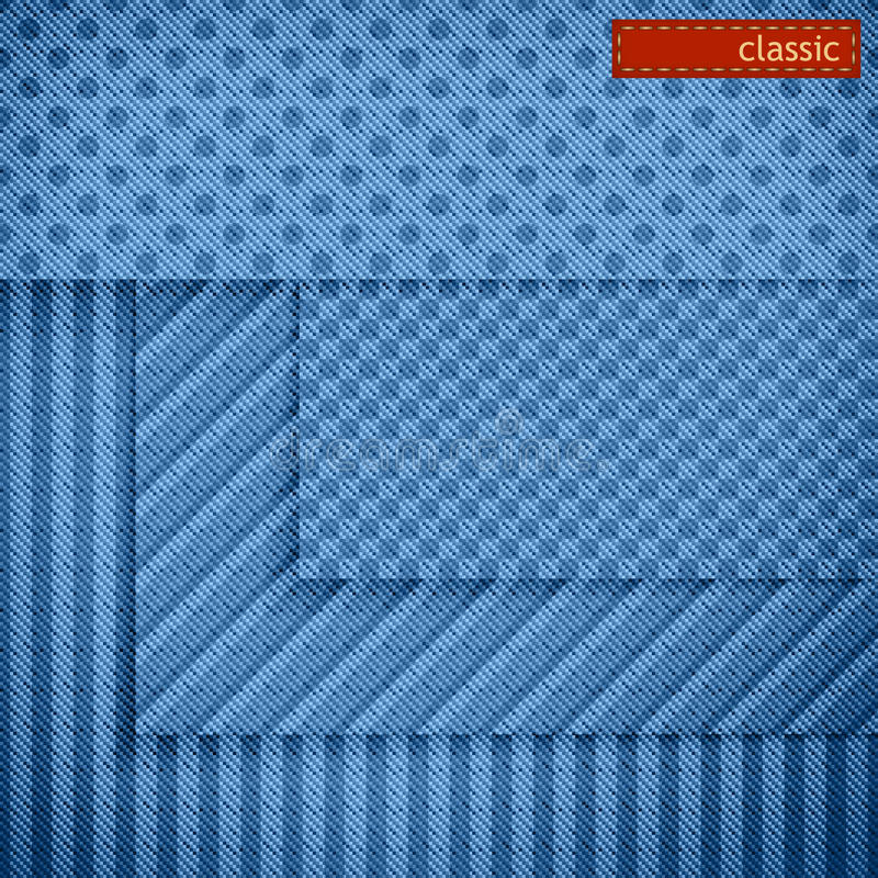 Download Fabric Patterns For Website Background Design. Set Stock Vector - Image: 27467367