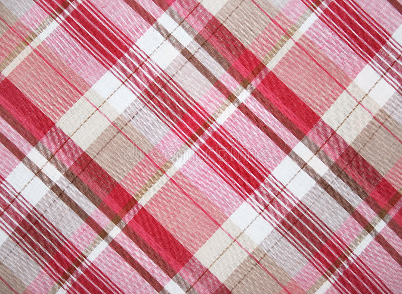 fabric red royaltyfri fotografi
