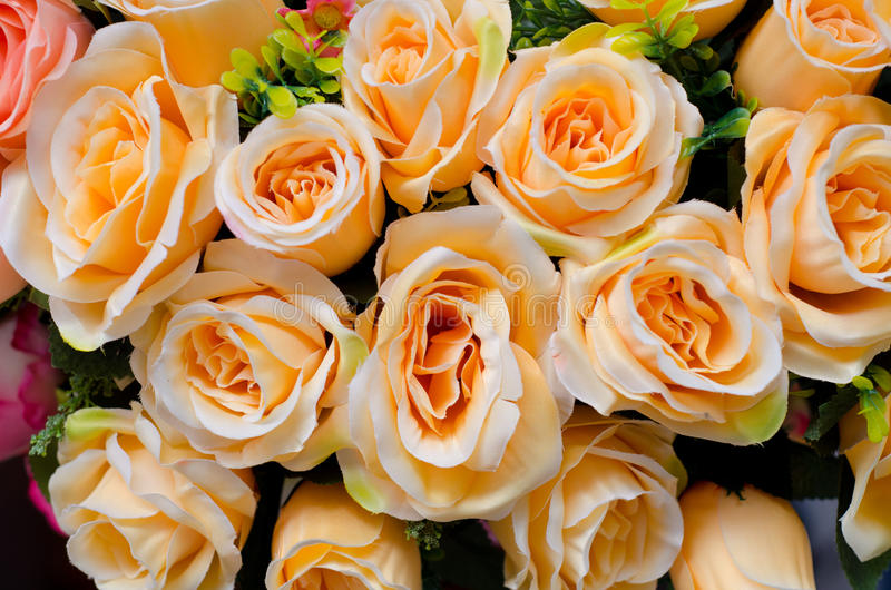 Download Fabric roses stock photo. Image of floral, fancy, happy - 32409408