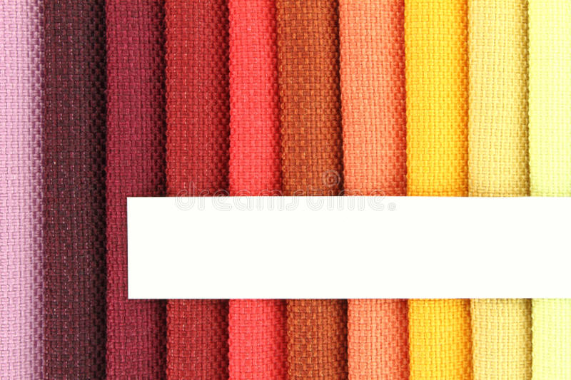Download Fabric samples stock image. Image of rainbow, group, palette - 28659783