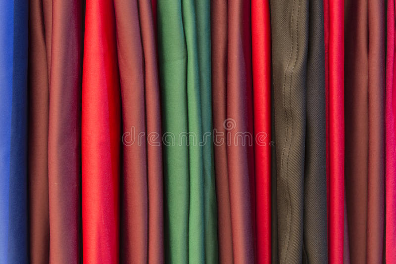 The fabric strip texture background. stock images