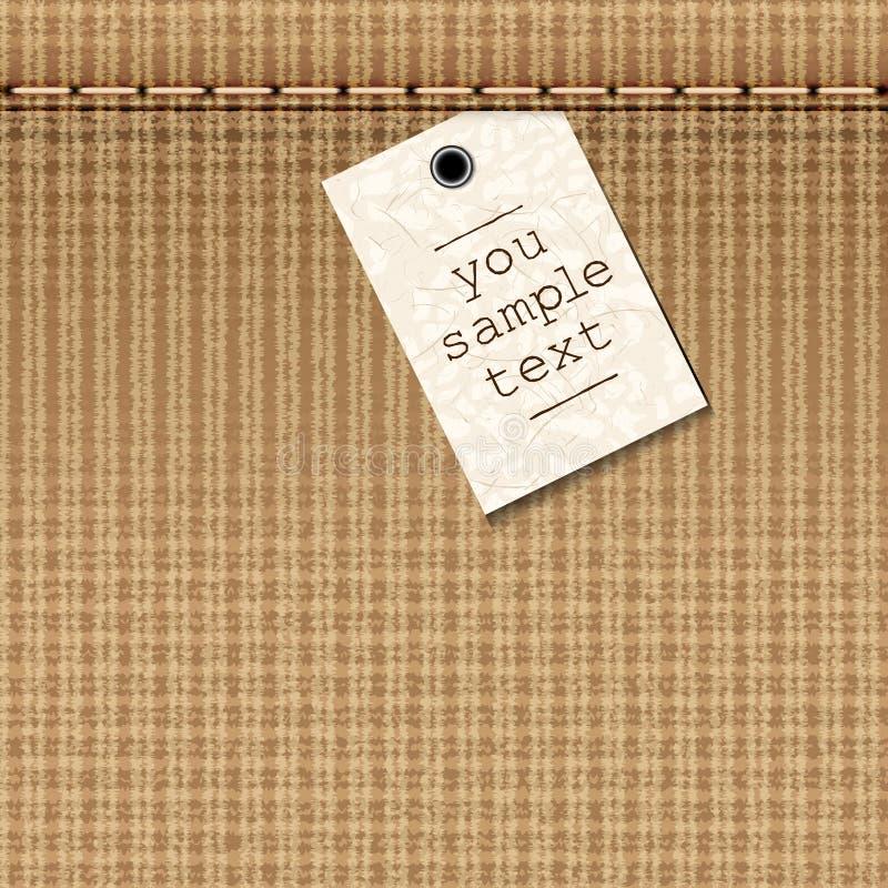 Fabric Texture Royalty Free Stock Photo