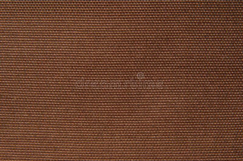 Fabric texture brown gobelin stock photos