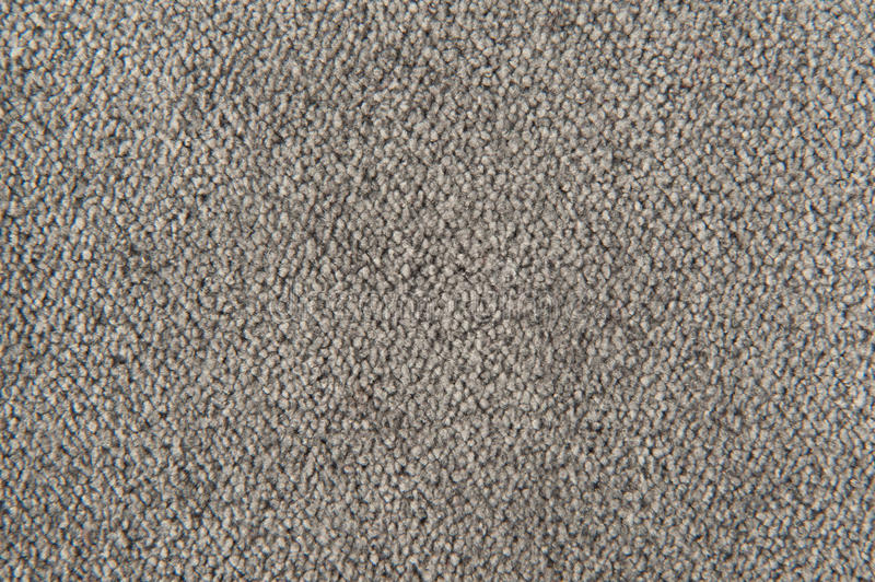 Fabric texture gray carpeting royalty free stock image