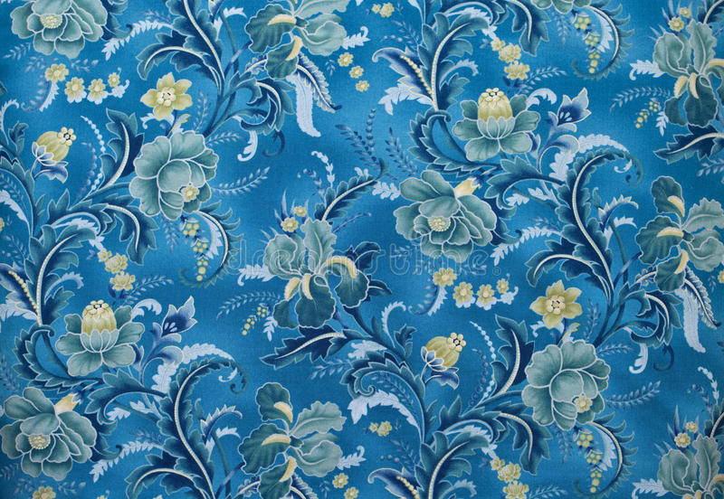 Fabric texture with pattern stock photography