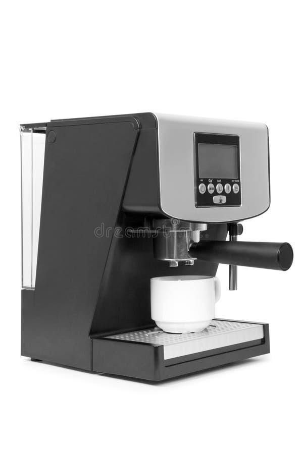 Fabricant de Coffe image libre de droits