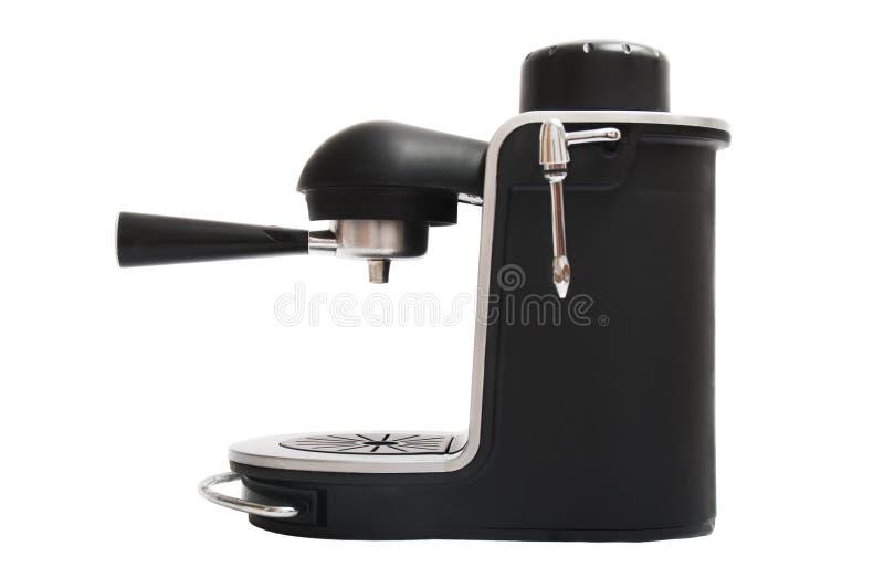 Fabricante de café del café express imagen de archivo libre de regalías