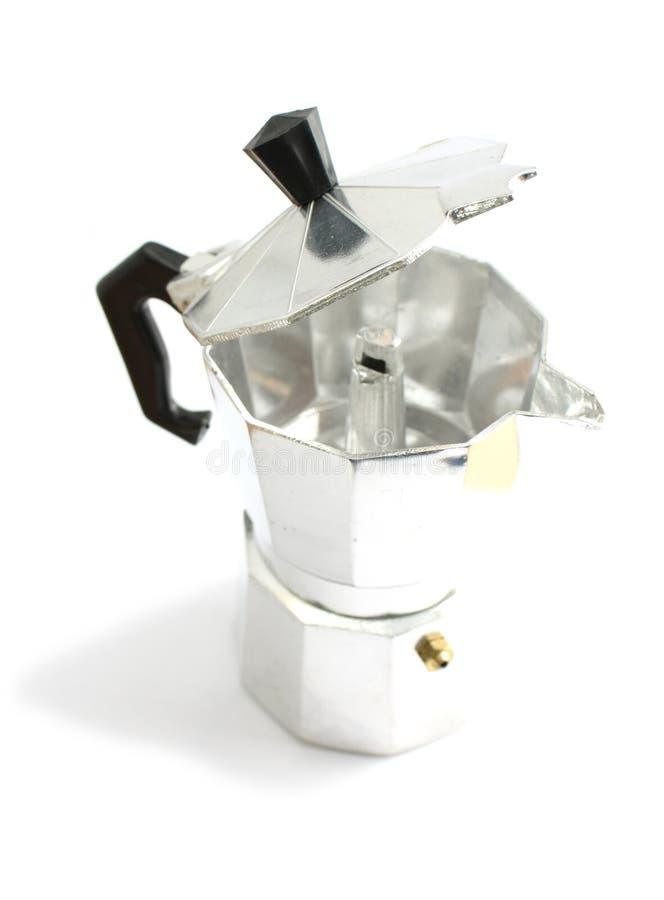 Fabricante do café foto de stock royalty free