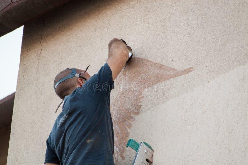 Fabrication de graffiti photo stock
