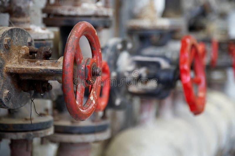fabrication industrielle de matériel photographie stock