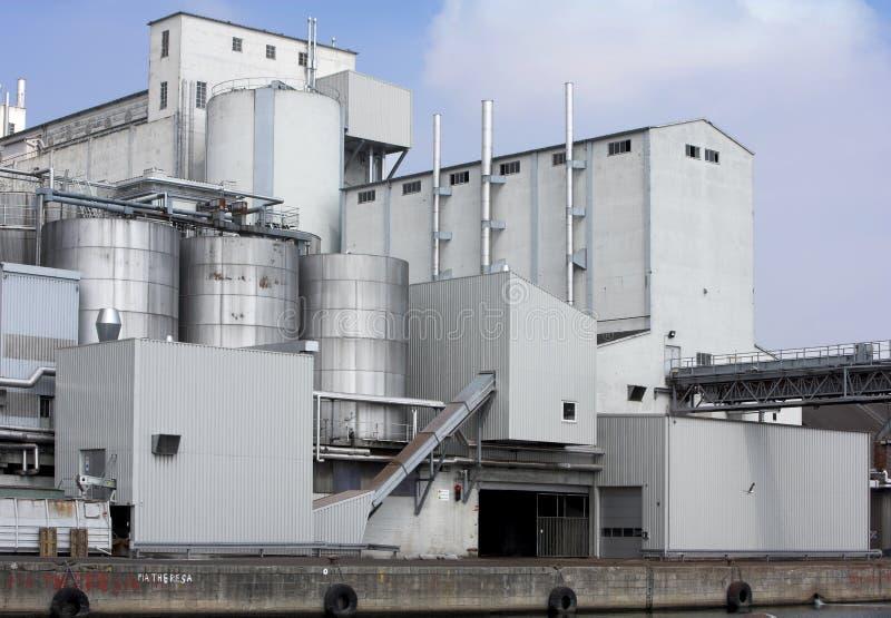 Fabrik stockbilder