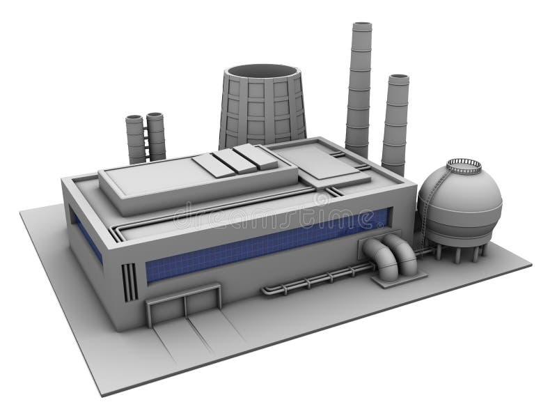 Fabrik vektor abbildung