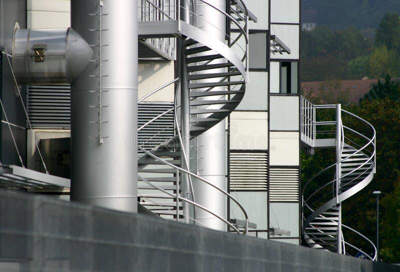Fabrik #4 stockbild
