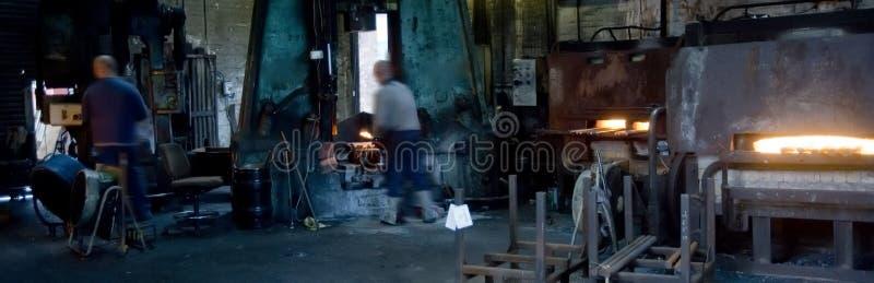fabrik royaltyfri foto