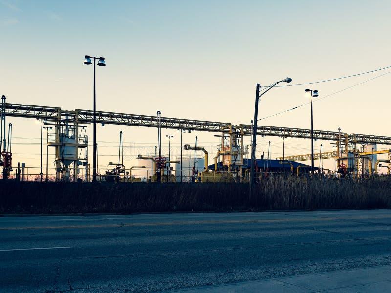 fabrik lizenzfreies stockfoto