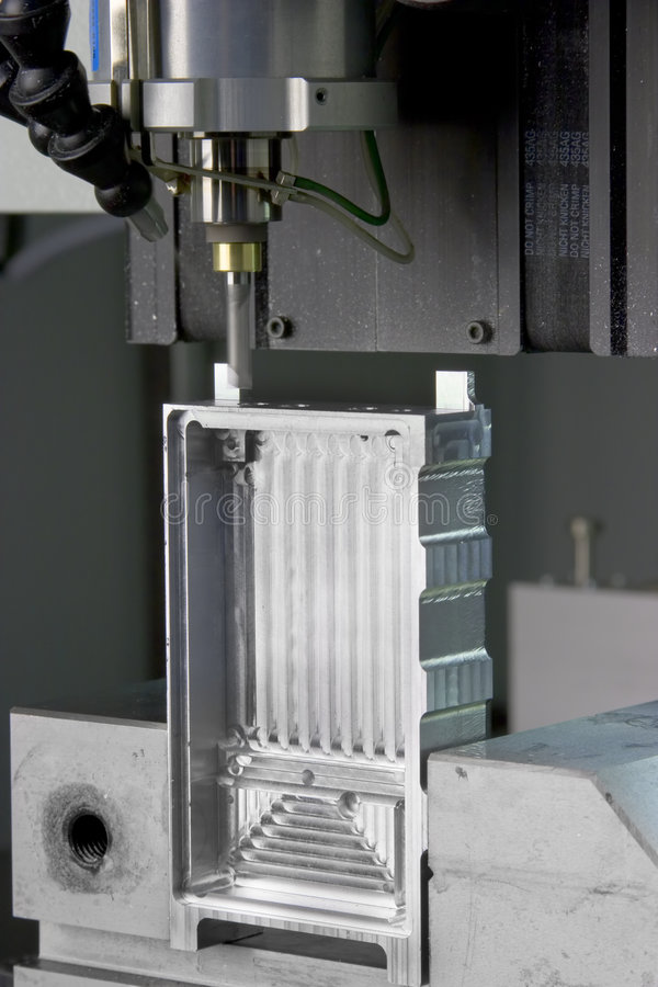 fabriksmaskinstöpning arkivbilder