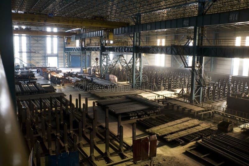 fabriksseminarium royaltyfri bild