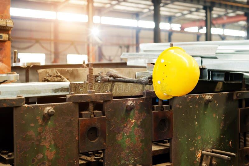 Fabryczna podłoga fotografia stock