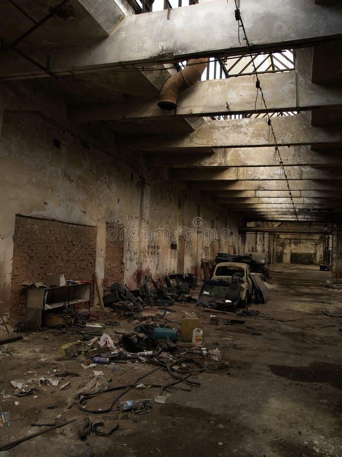fabryczna sala fotografia royalty free