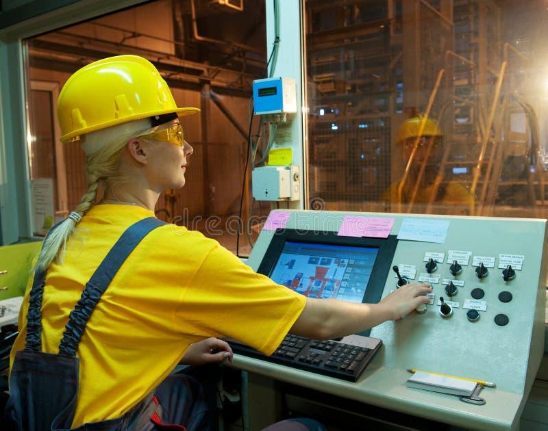 fabryczny operator