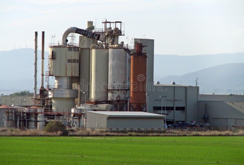 fabryka zdjęcie stock